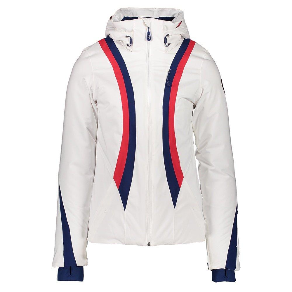 Obermeyer Jette Insulated Ski Jacket (Women's) - White