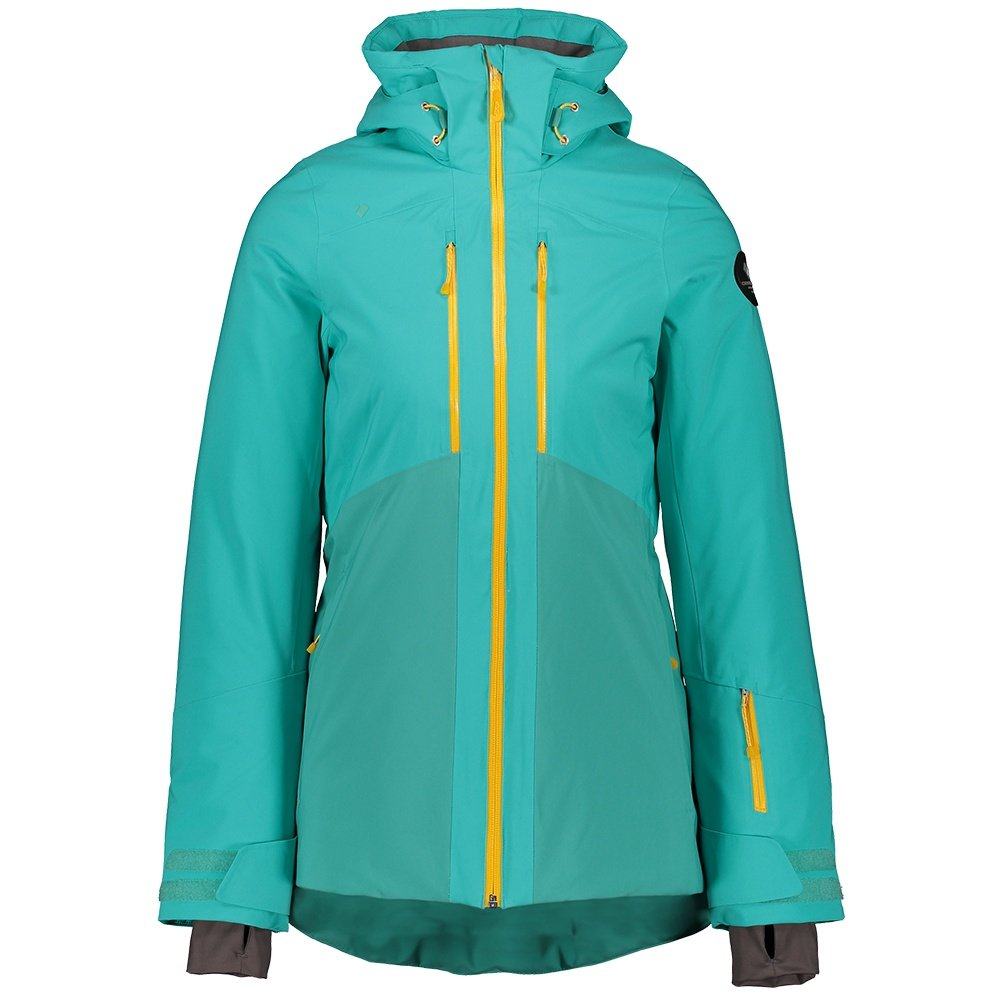 Obermeyer Cecilia Insulated Ski Jacket (Women's) - Off Tropic