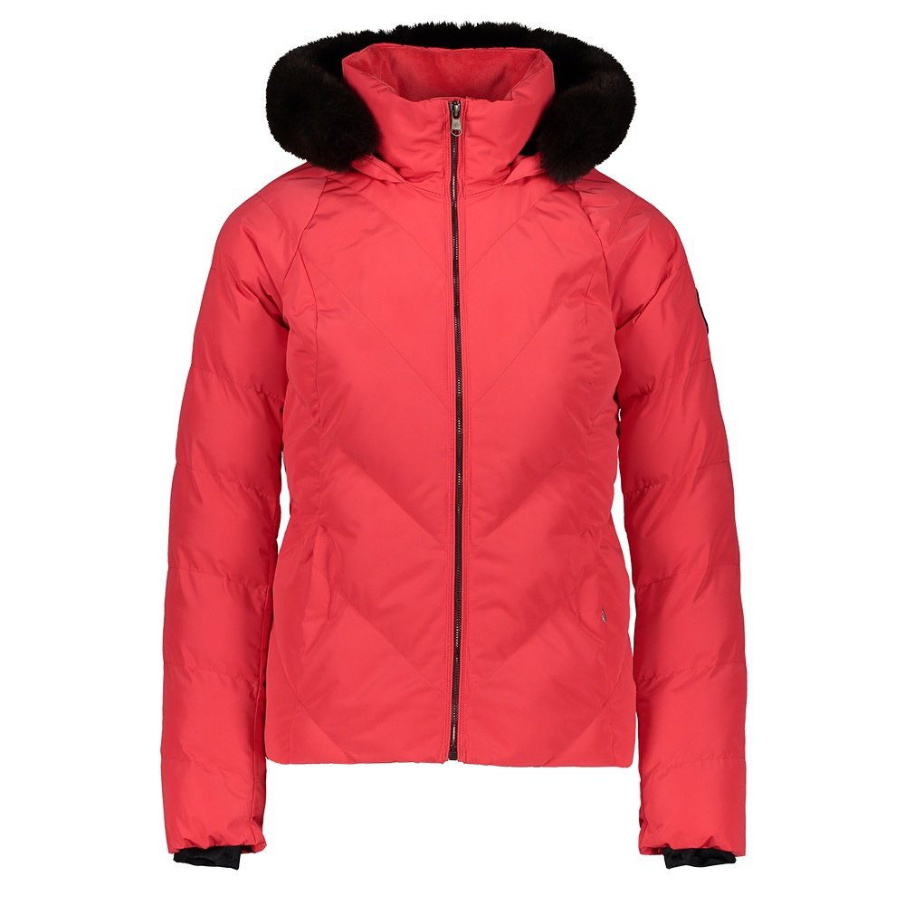 Obermeyer Bombshell Insulated Ski Jacket (Women's) - Hibiscus