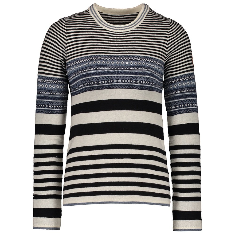 Obermeyer Olive Crewneck Sweater (Women's) - White