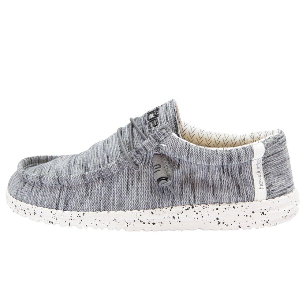 Hey Dude Wally Stretch Fleece Shoe (Men's) -