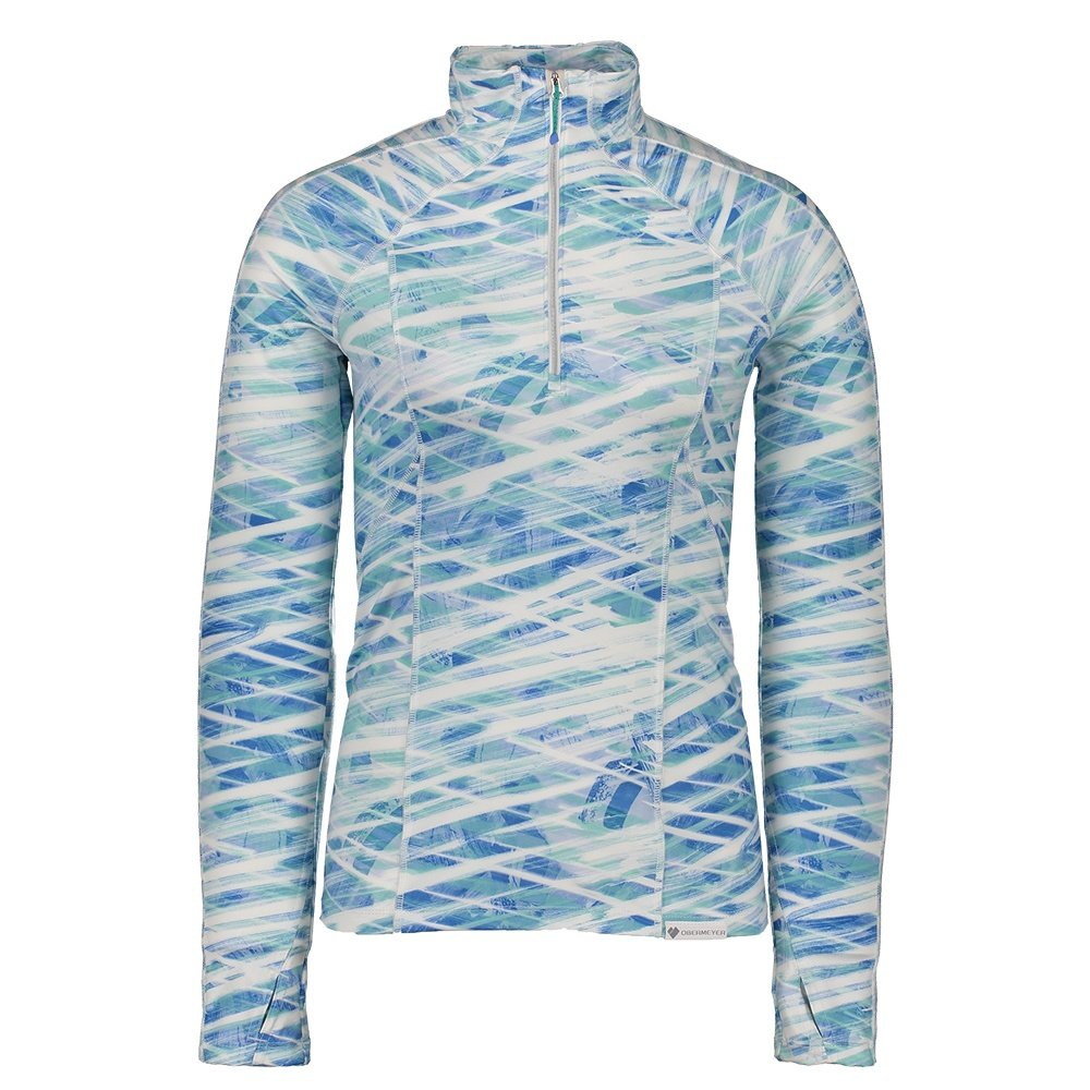 Obermeyer Discover 1/4-Baselayer Top (Women's) - On Your Contrail