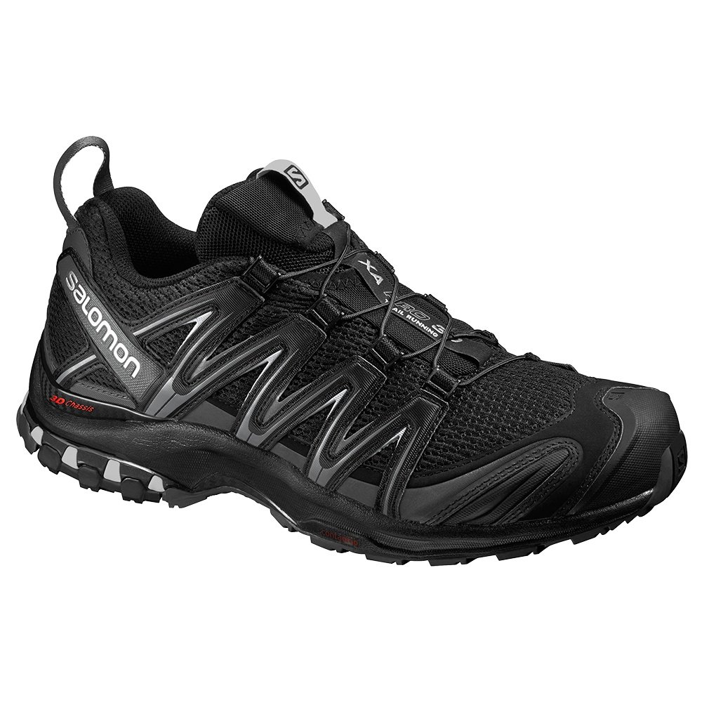 Salomon XA Pro 3D Wide Trail Running Shoe (Men's) - Black