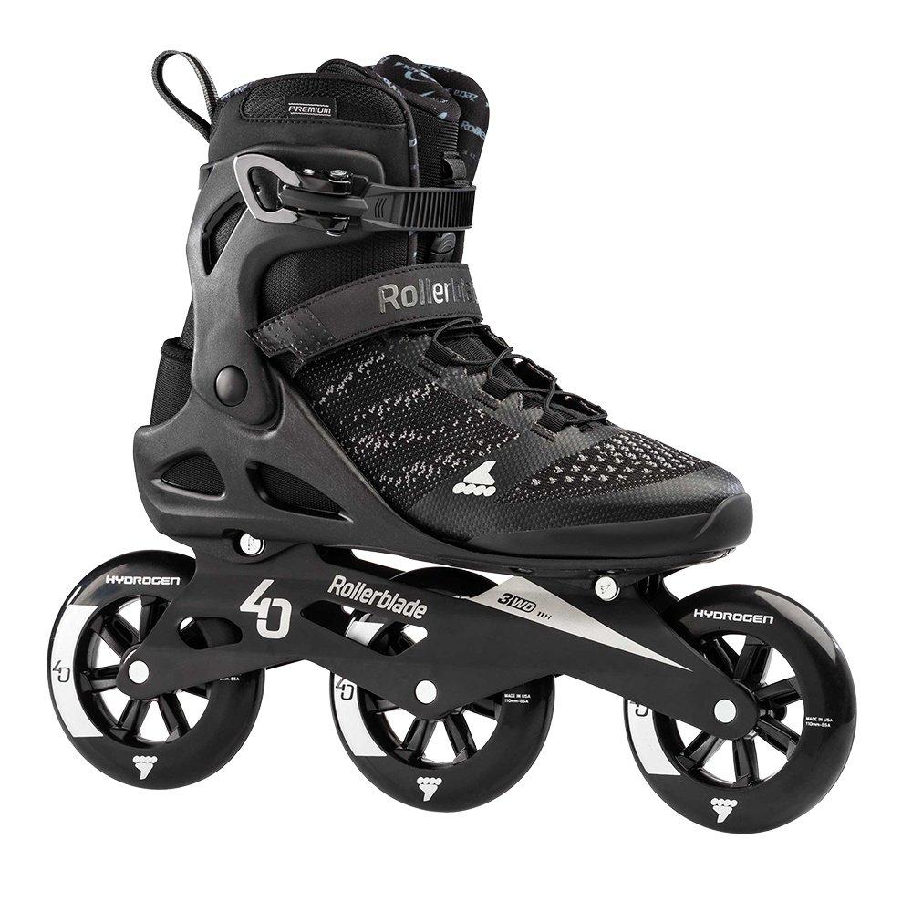 Rollerblade Macroblade 40 Inline Skate (Men's) - Black/Silver