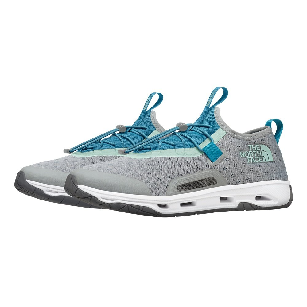The North Face Skagit Water Shoe (Women's) - High Rise Grey/Carribean Sea