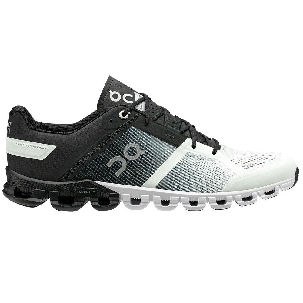 On Cloudflow Running Shoe (Men's) - Black/White