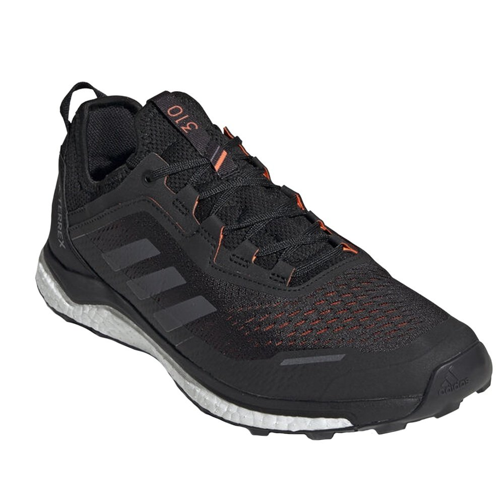 Adidas Terrex Agravic Flow Trail Running Shoe (Men's) - Black/Grey