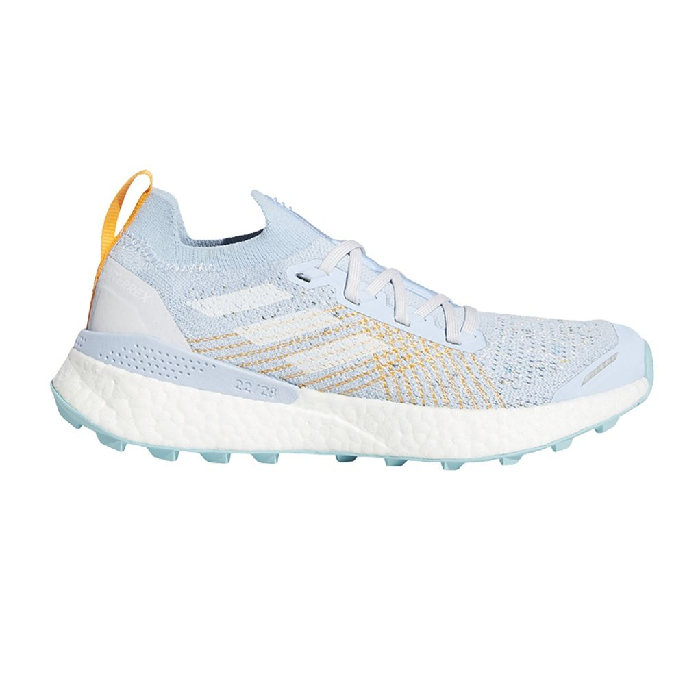 Adidas Terrex Two Ultra Parley Trail Running Shoe (Women's) - Dash Grey