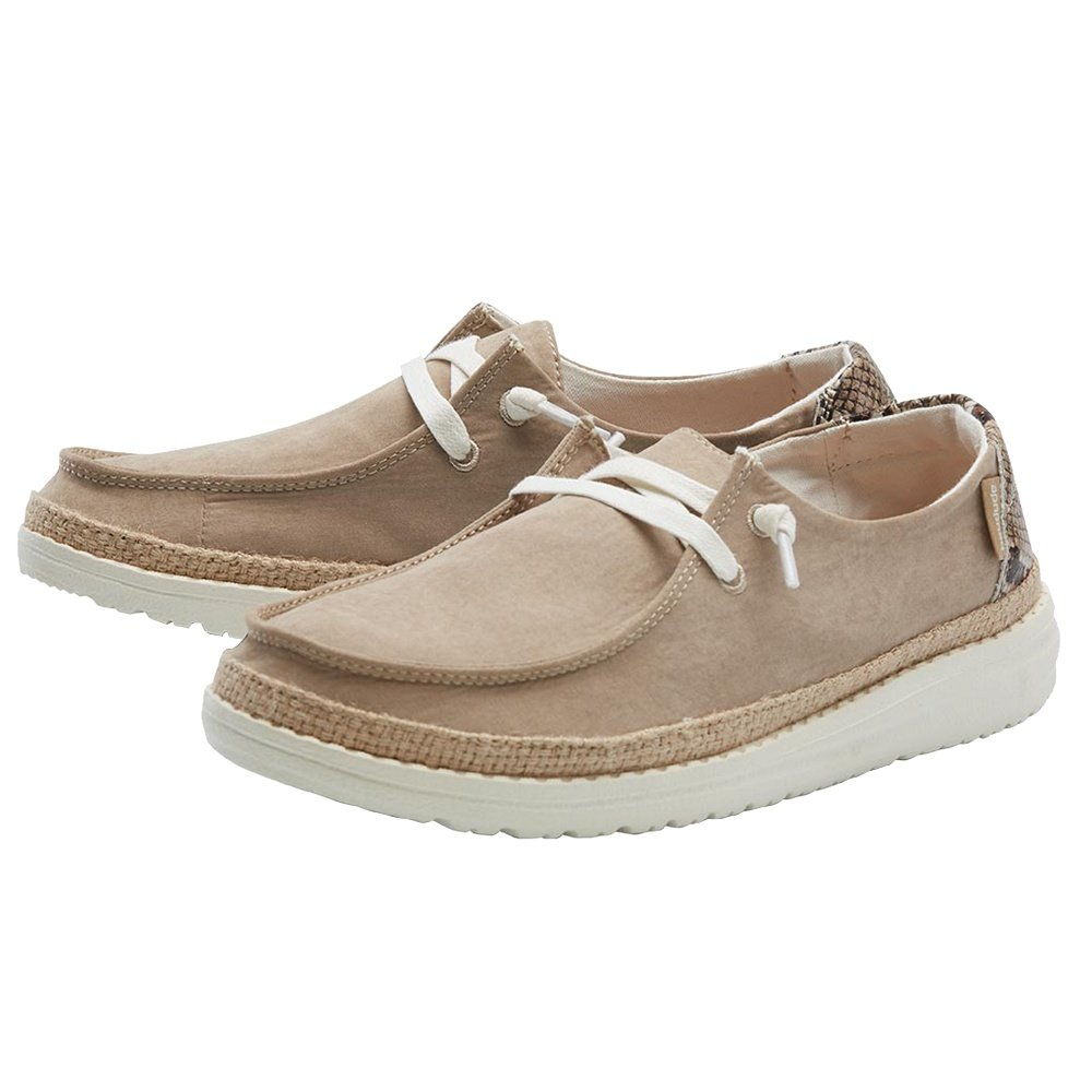 Hey Dude Wendy Python Shoe (Women's) -