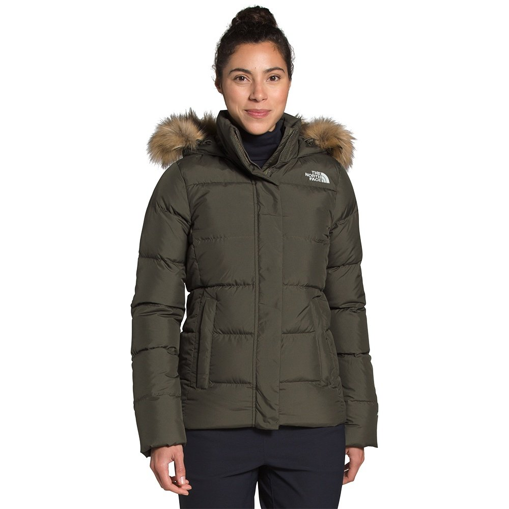 The North Face Gotham Winter Jacket (Women's) - New Taupe Green