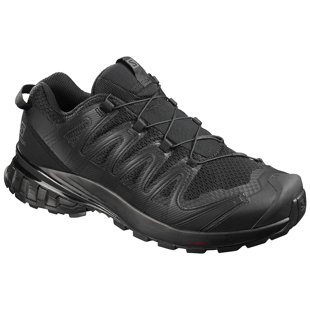 Salomon  XA PRO 3D V8 Wide Trail Running Shoe (Men's) - Black