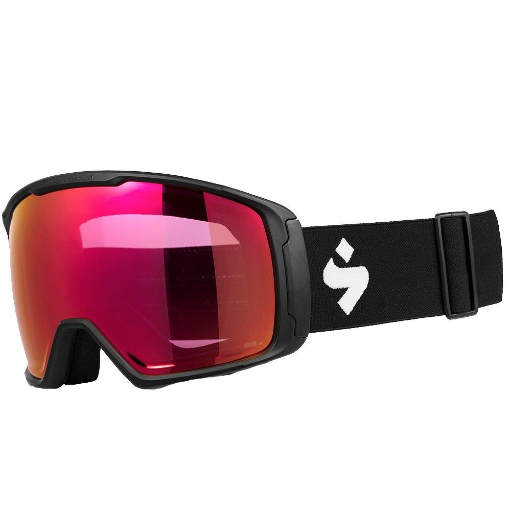 Sweet Protection Clockwork MAX RIG Reflect Goggle (Men's) - Black Matte