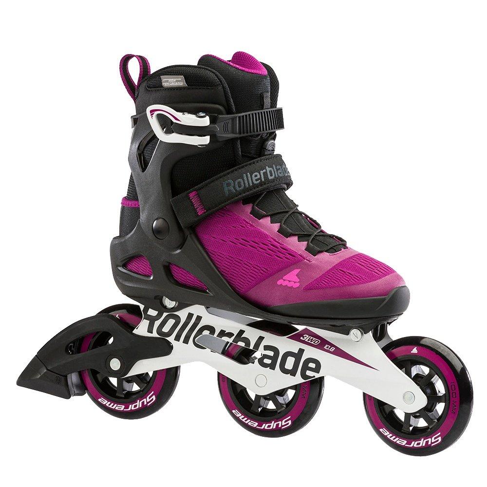 Rollerblade Macroblade 100 Inline Skate (Women's) - Violet/Black