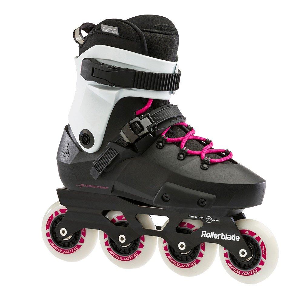 Rollerblade Twister Edge Inline Skate (Women's) - Black/Magenta
