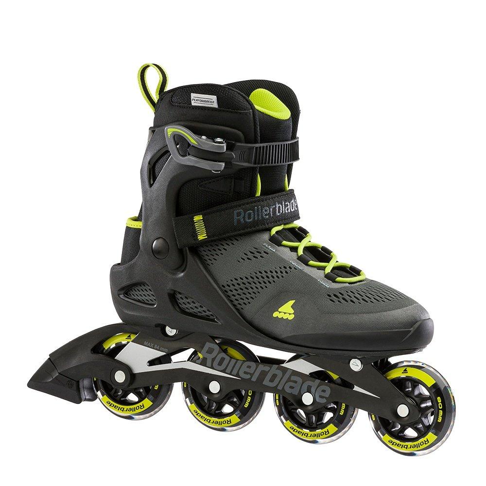 Rollerblade Macroblade 80 Inline Skate (Men's) - Black/Lime