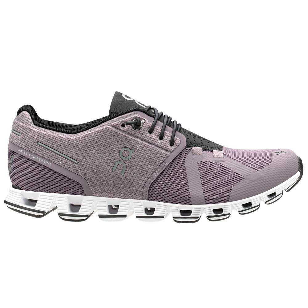 On Cloud Running Shoe (Women's) - Lilac/Black