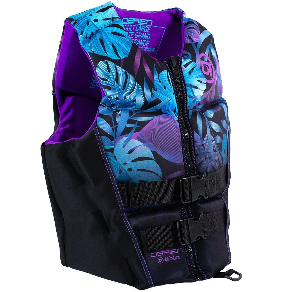 O'Brien Flex V-Back Life Jacket (Women's) -