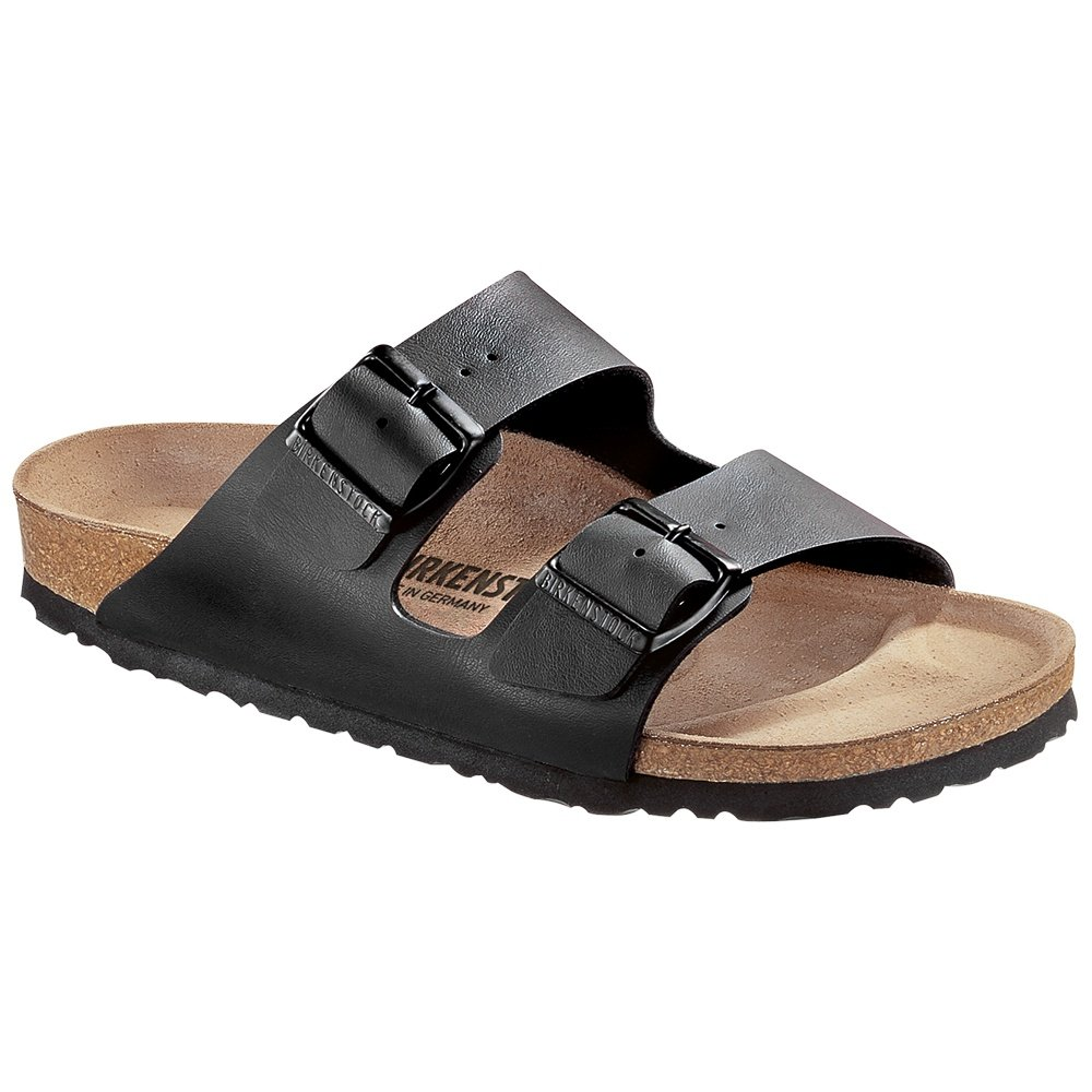 Birkenstock Arizona Soft Footbed Sandal (Adults') - Black