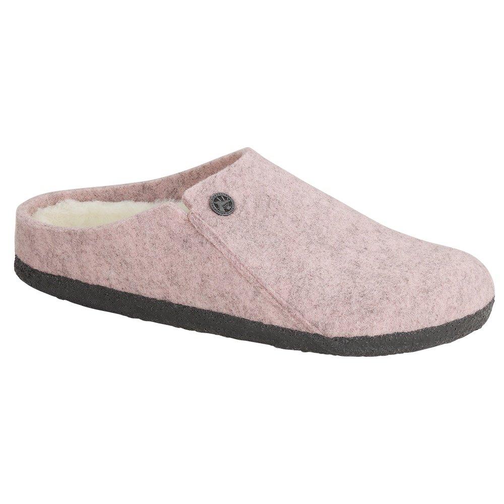 Birkenstock Zermatt Shearling Clog (Women's) - Soft Pink