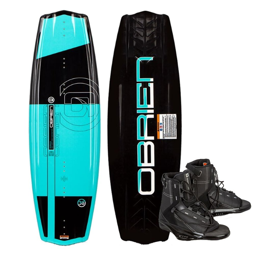 O'Brien 143 Valhalla Wakeboard with Access 7-11 Boots (Men's) -