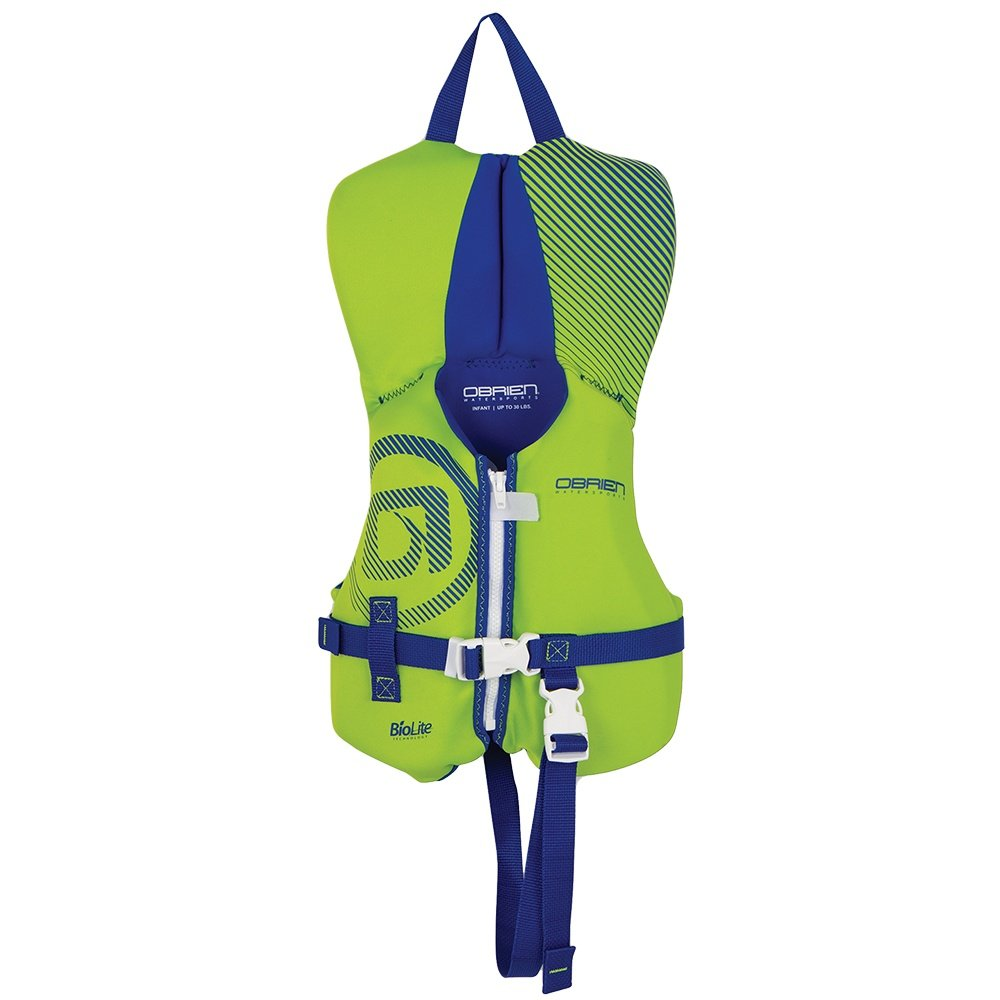 O'Brien Infant USCG Life Vest (Infant Boys') - Blue/Green