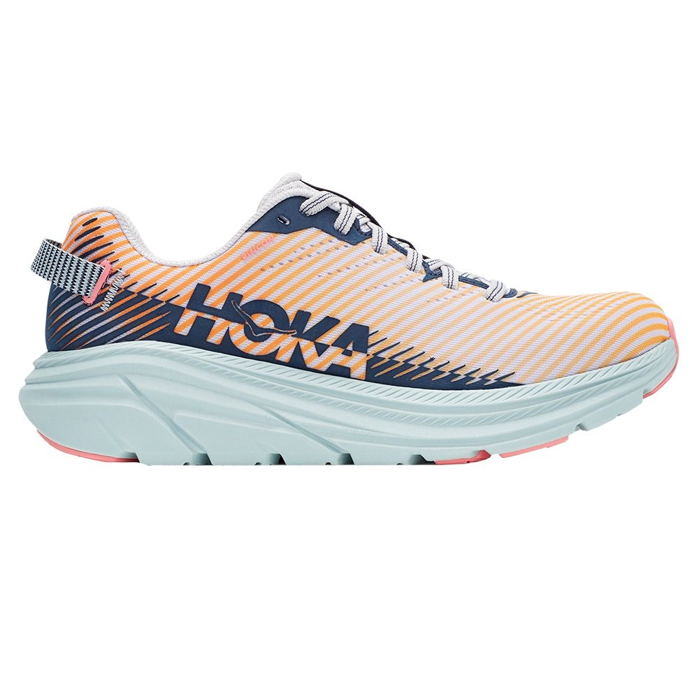Hoka One One Rincon 2 Running Shoe (Women's) - Lunar Rock/Black Iris