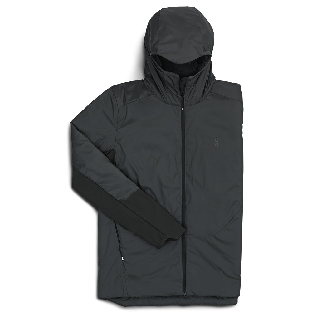 On Insulator Running Jacket (Men's) - Shadow Black