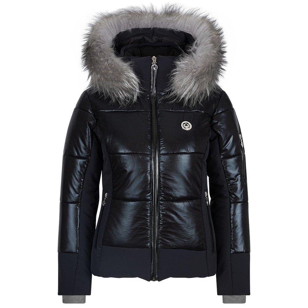 Sportalm Cors Insulated Ski Jacket with Fur (Women's) - Black