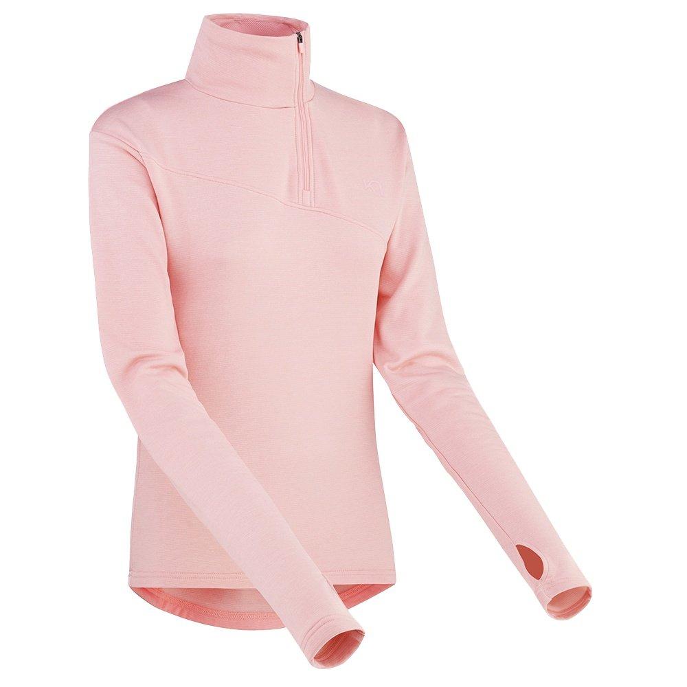 Kari Traa Ane 1/2-Zip Sweater (Women's) - Pearl