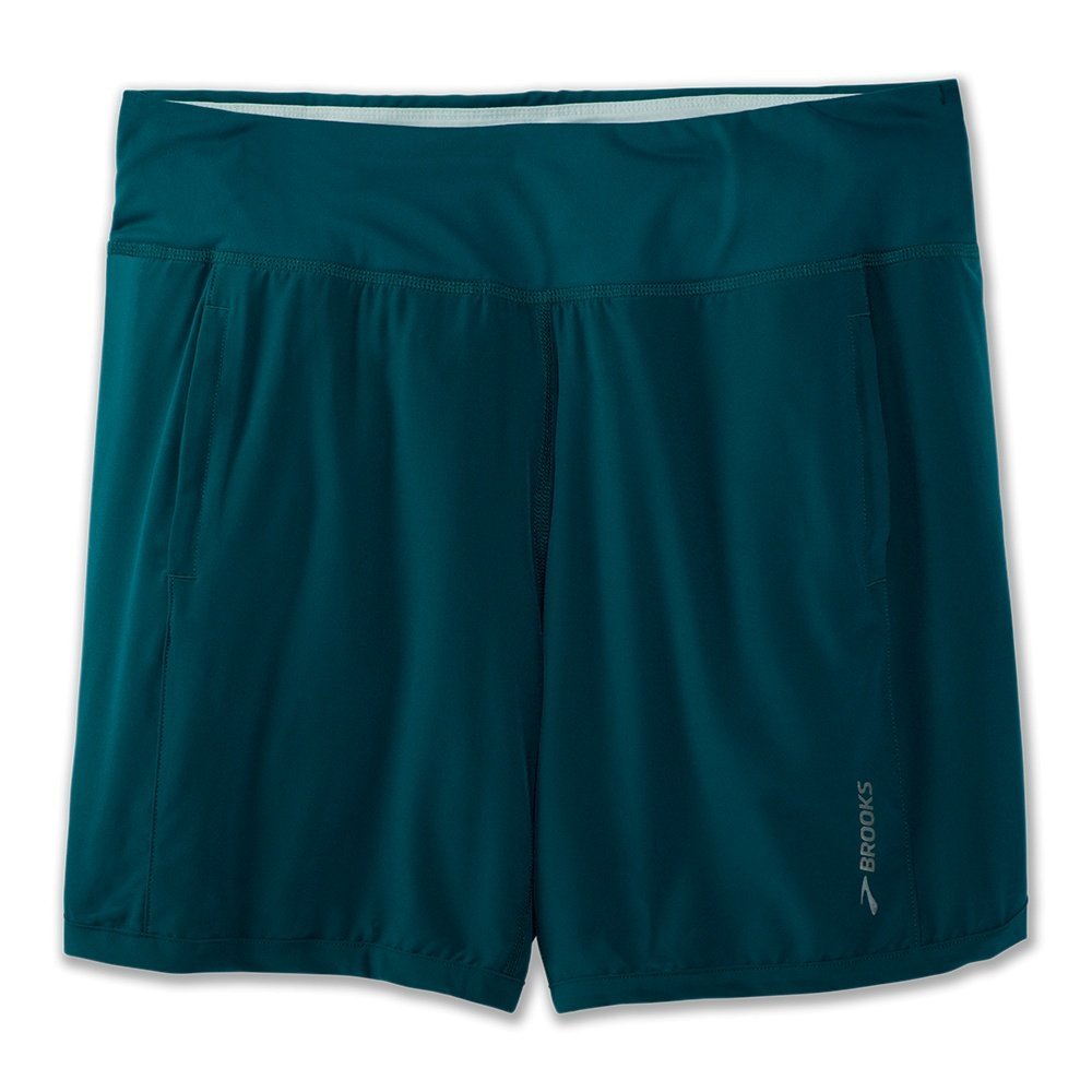 "Brooks Chaser 7"" Running Short (Women's) - Deep Sea"