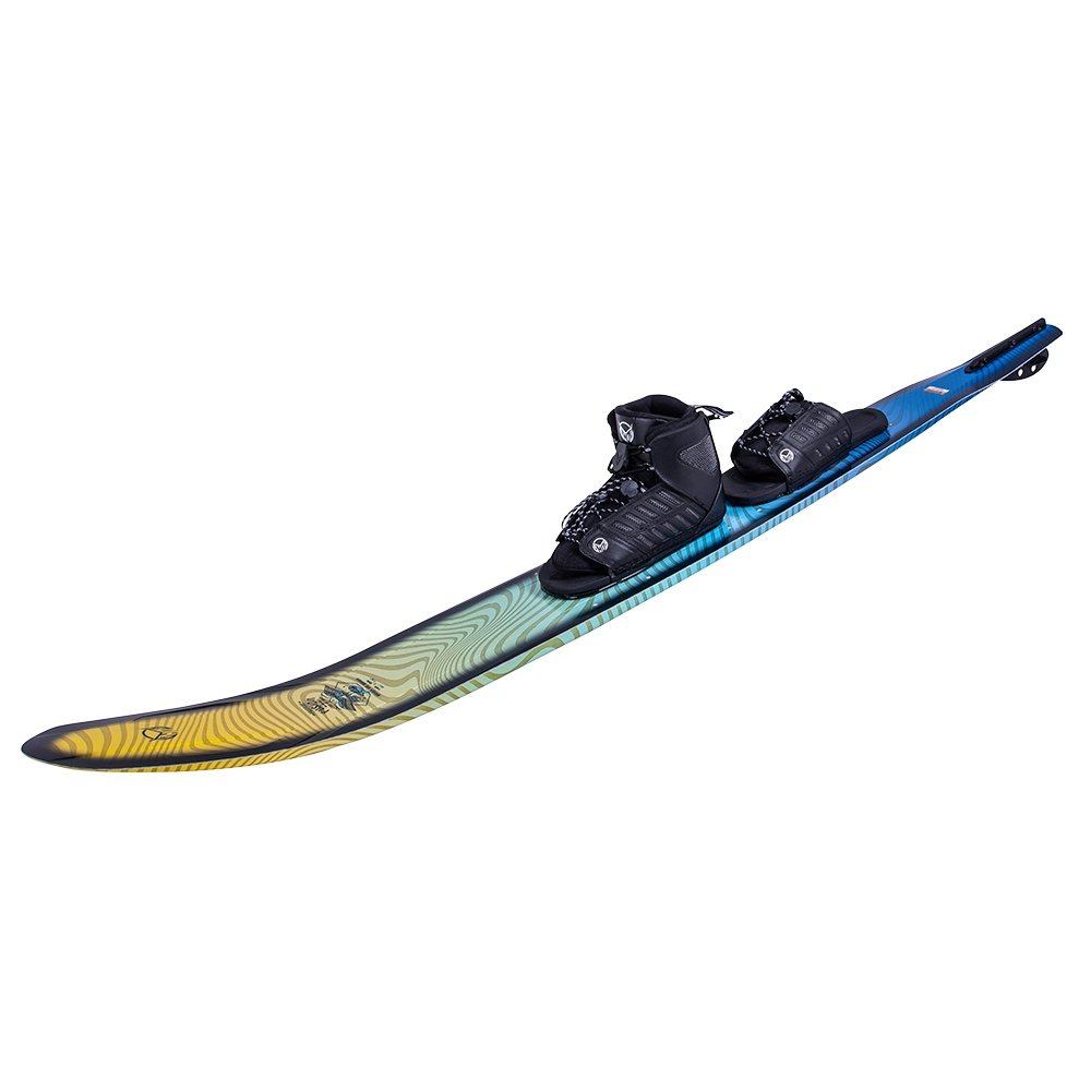 "HO Sports 67"" Fusion Freeride Waterski with Freemax Bindings (Men's) -"