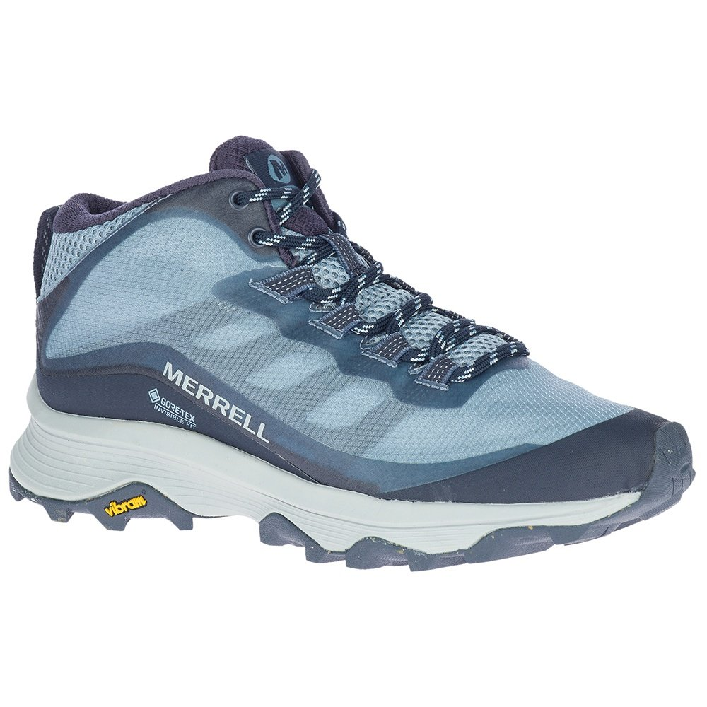 Merrell Moab Speed Mid GORE-TEX Hiking Boot (Women's) - Navy