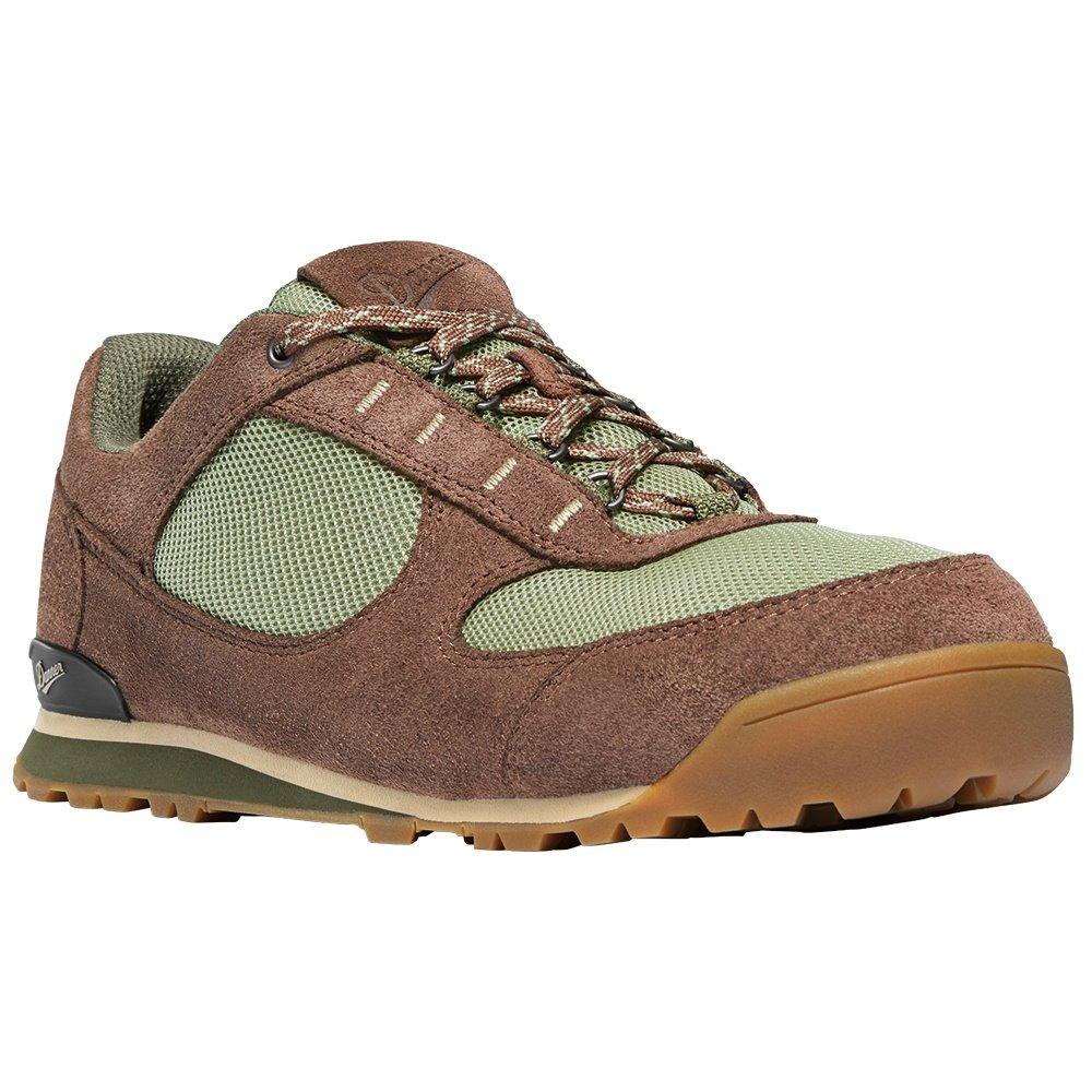 Danner Jag Low Hiking Shoe (Men's) - Pinecone/Moss