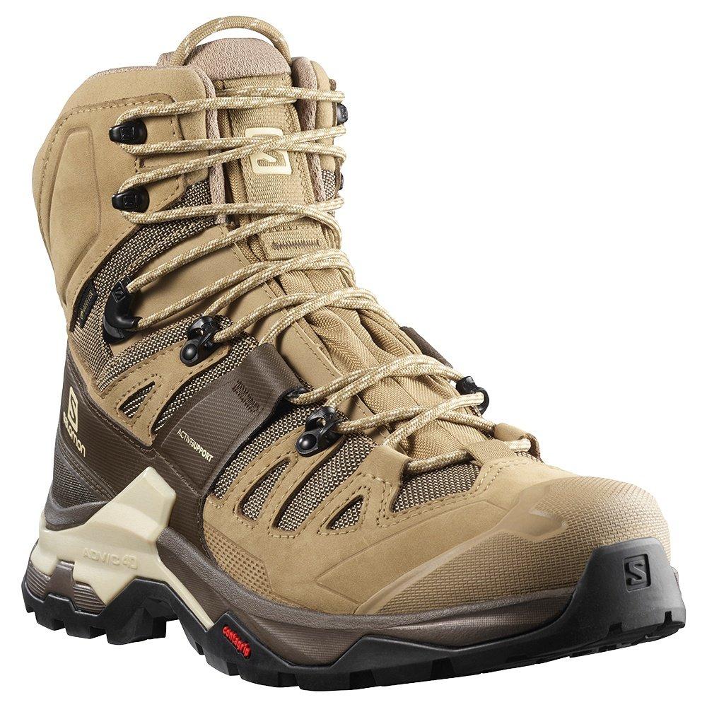 Salomon Quest 4 GORE-TEX Hiking Boot (Men's) - Kelp