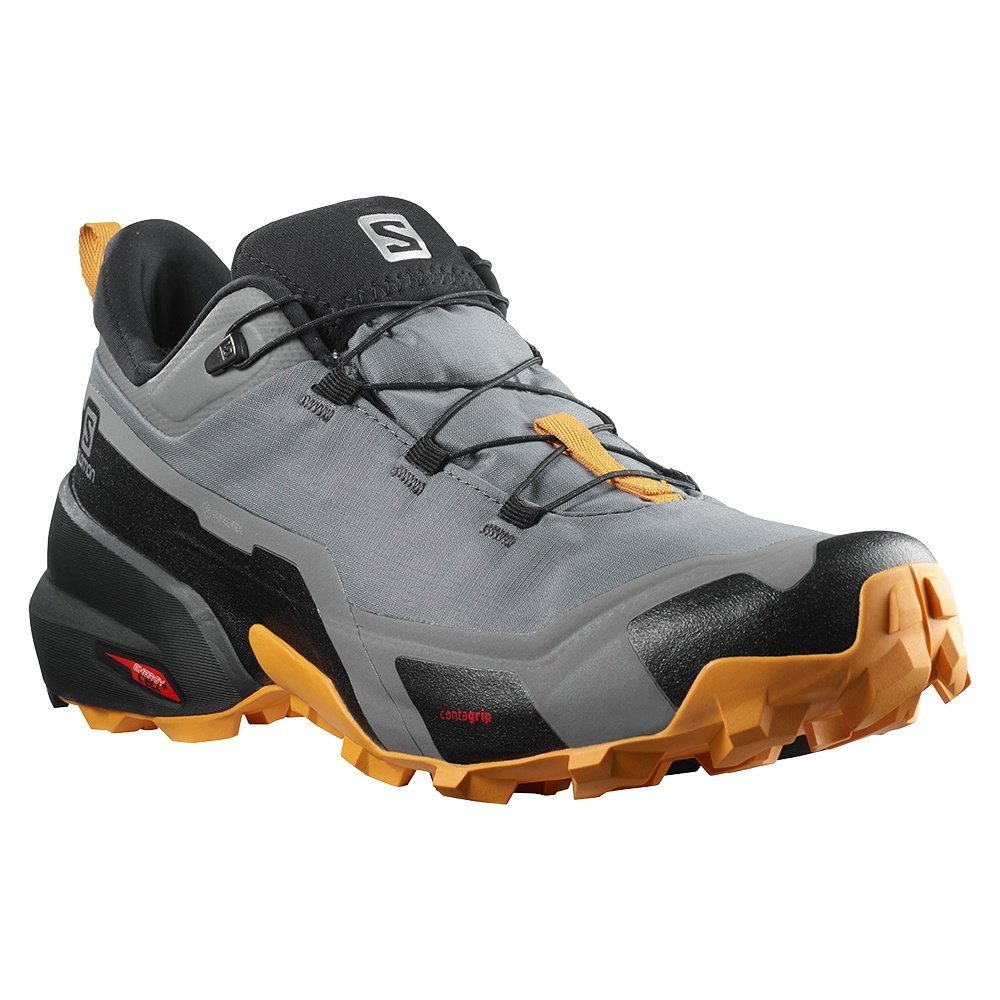 Salomon CROSS HIKE GORE-TEX Hiking Shoe (Men's) - Qush/Black