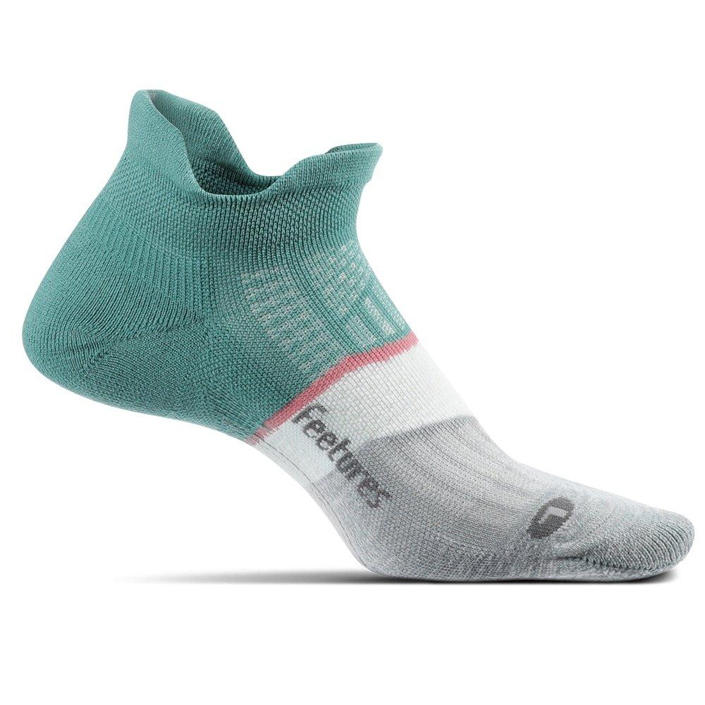 Feetures Elite Light No Show Running Sock (Women's) - Soft Moss
