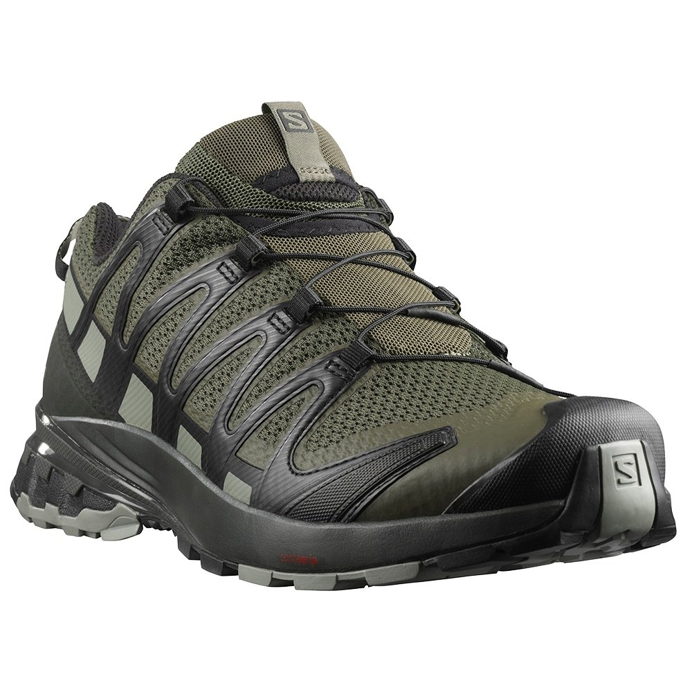 Salomon XA Pro 3D V8 Trail Running Shoe (Men's) - Grape Leaf