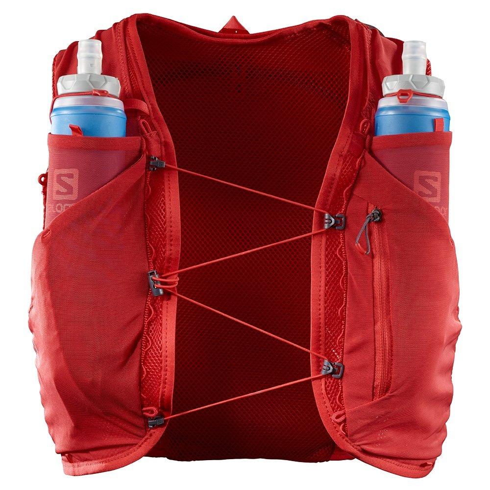 Salomon Skin 5 Running Vest (Adults') - Goji Berry