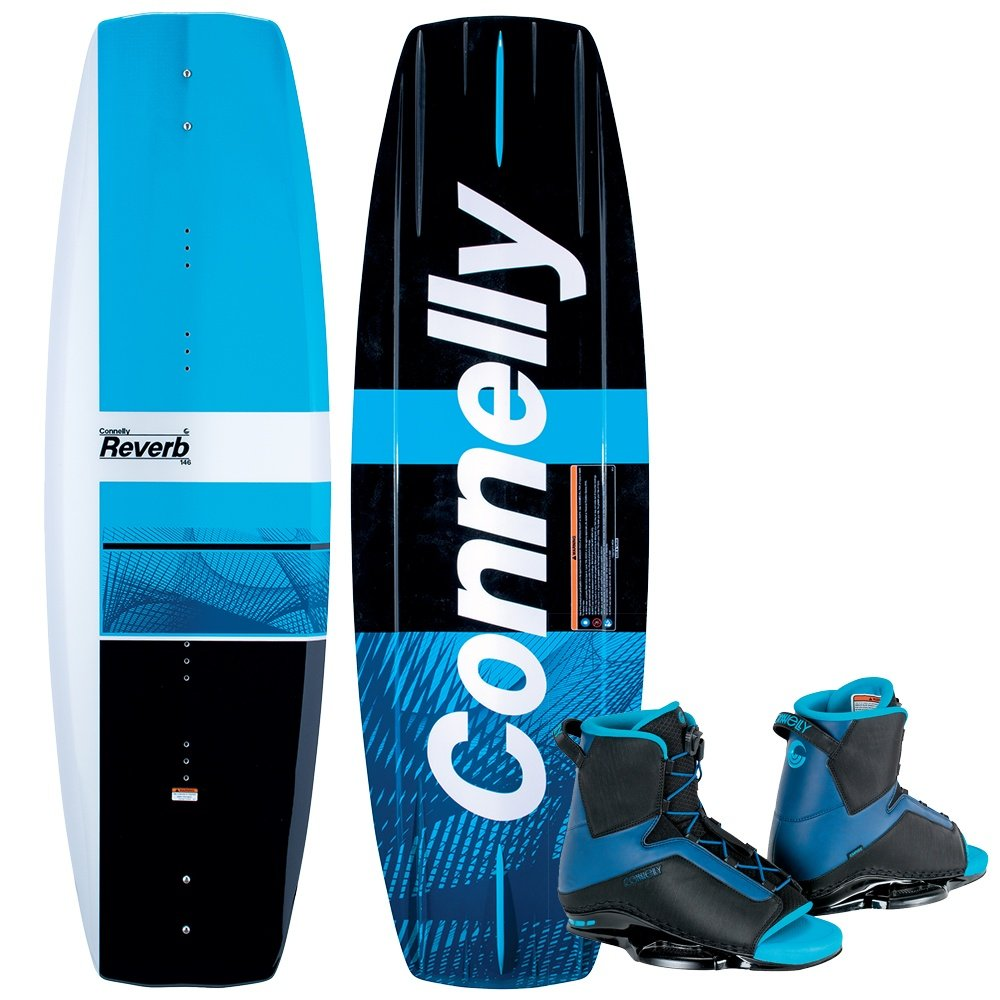 Connelly 146 Reverb Wakeboard with Empire Boots (Men's) -