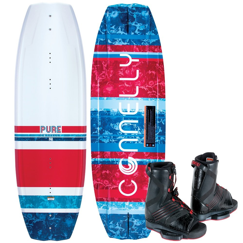 Connelly 141 Pure Wakeboard with Venza Boots (Men's) -
