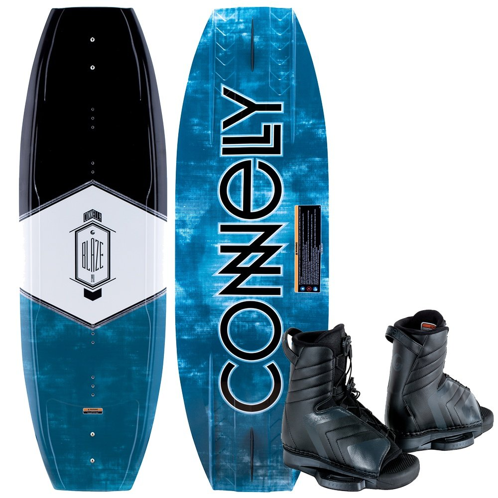 Connelly Blaze 141 Wakeboard with Optima Boots (Men's) -