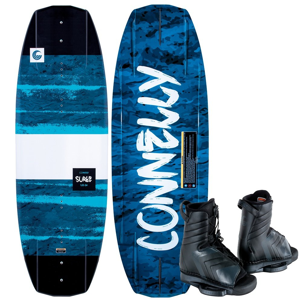 Connelly 125 Surge Wakeboard with Optima Boots (Kids') -