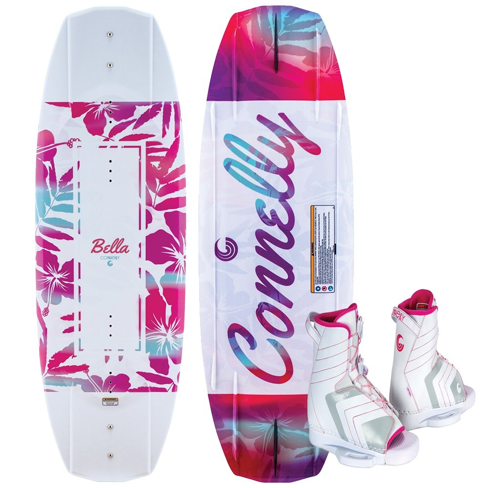 Connelly 124 Bella Wakeboard with Optima Boots (Girls') -