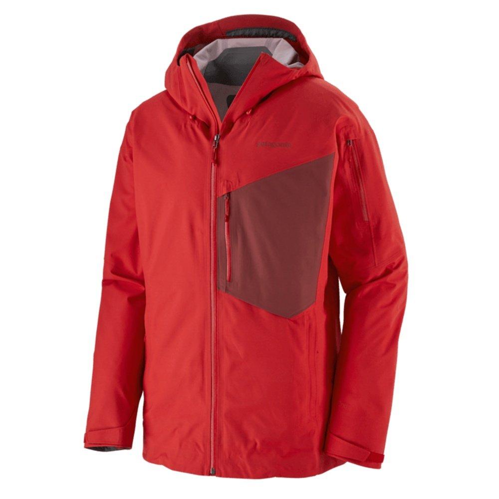 Patagonia Snowdrifter Shell Ski Jacket (Men's) - Fire