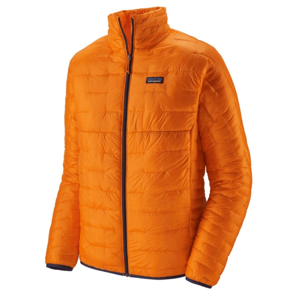 Patagonia Micro Puff Insulator Jacket (Men's) - Mango