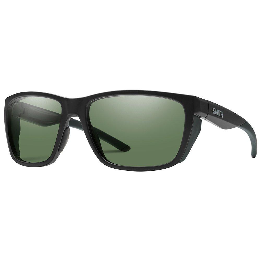Smith Longfin Polarized Sunglasses - Matte Black