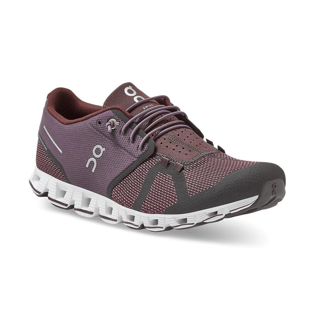 On Cloud Running Shoe (Men's) - Pebble/Raisin