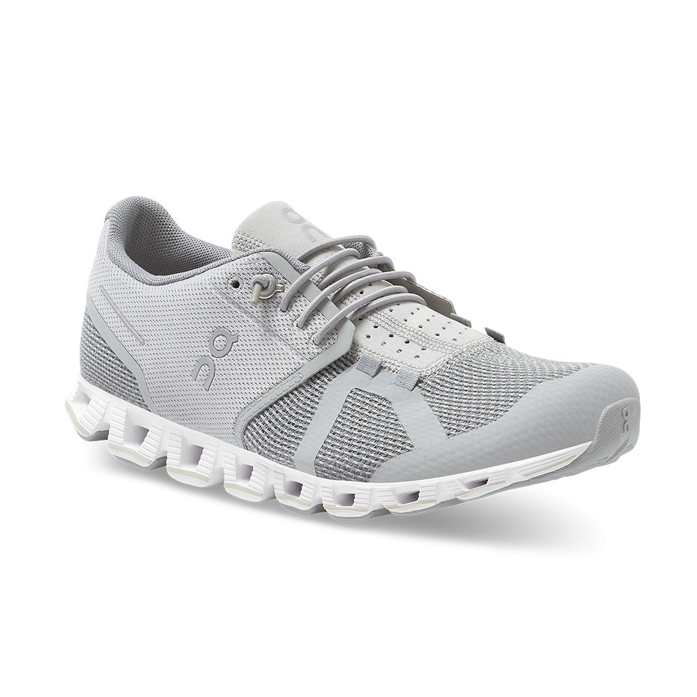 On Cloud Running Shoe (Women's) - Slate Grey