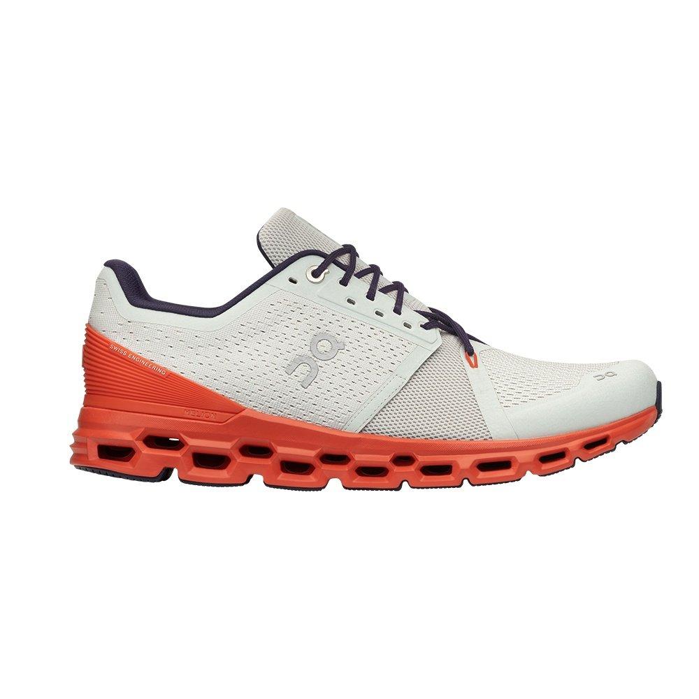 On Cloudstratus Running Shoe (Men's) - Mineral/Rust