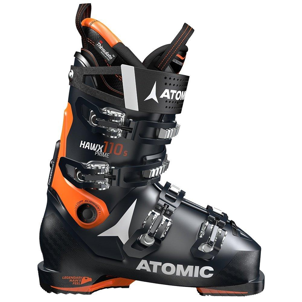 Atomic Hawx Prime 110 S Ski Boot (Men's) - Midnight/Orange